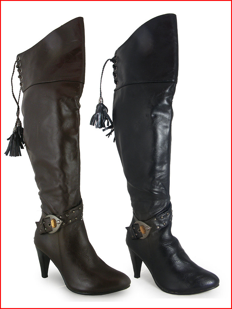 Knee high boots for women are the latest products in our outlet, fluctuatin.gq Our cheap knee high boots have received good reputation because of the excellent quality. Wide calf knee high boots are highly recommended for its fashionable style. And all knee high boots with various colors and.
